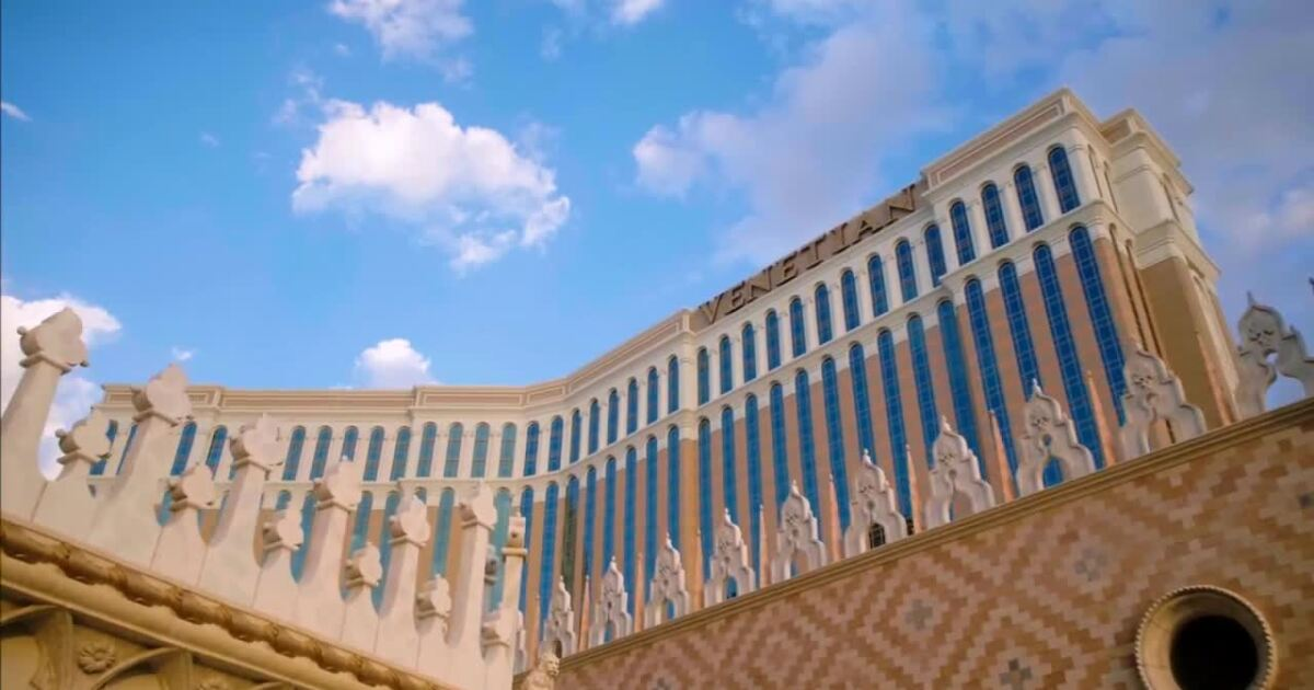 Want The World? The Venetian will give it to you for $450K