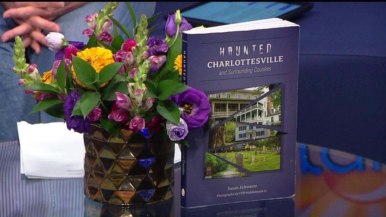 "Experience""Haunted""Charlottesville"