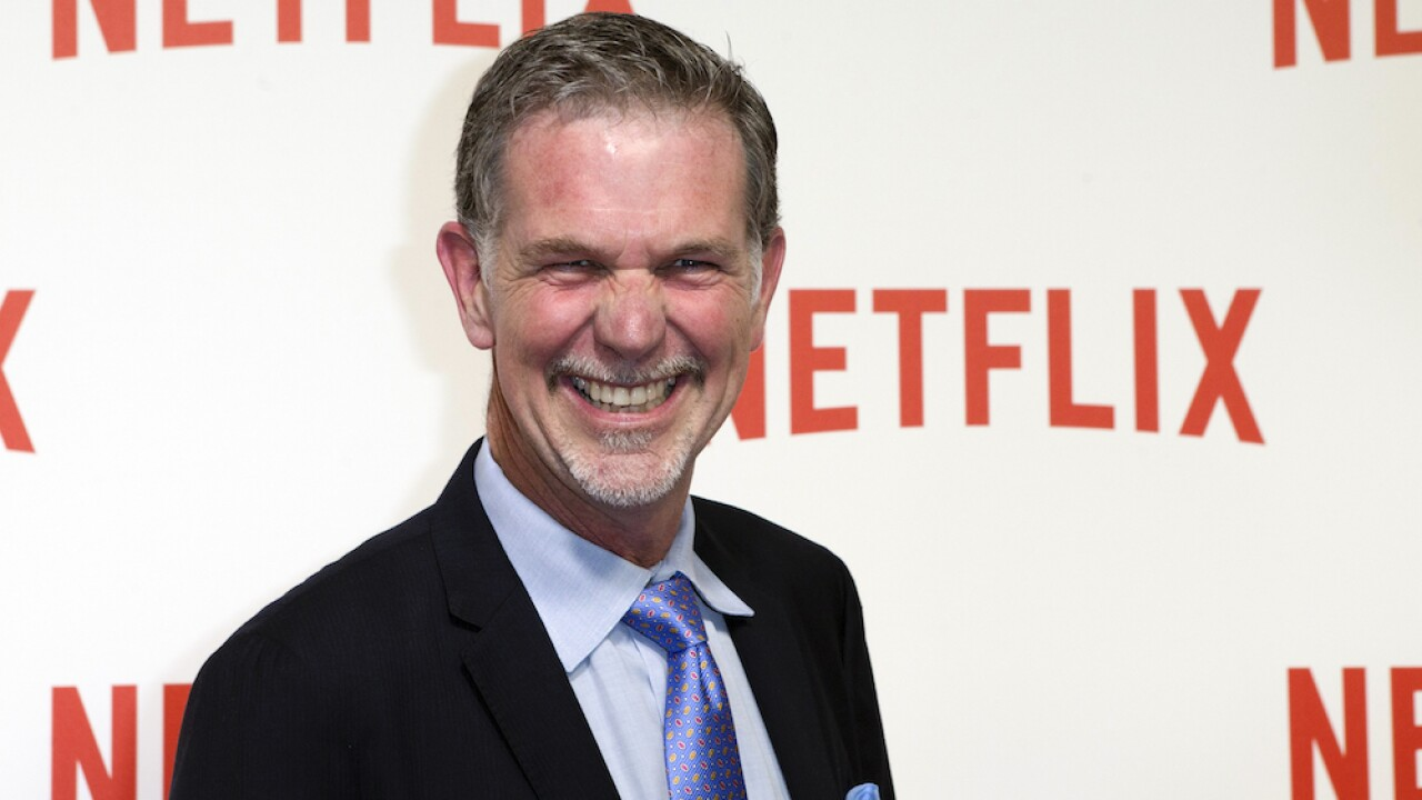 Netflix CEO donating $120 million to historically black colleges and universities