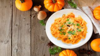 Pumpkin Pasta Sauce Is So Easy To Make For A Comforting Fall Dinner
