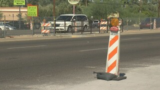 Pedestrian safety boost on Oracle Road