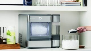 Make Sonic Ice At Home With This Ice Maker