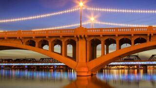 Tempe photo contest winners: Best photos of Tempe Town Lake pedestrian bridge