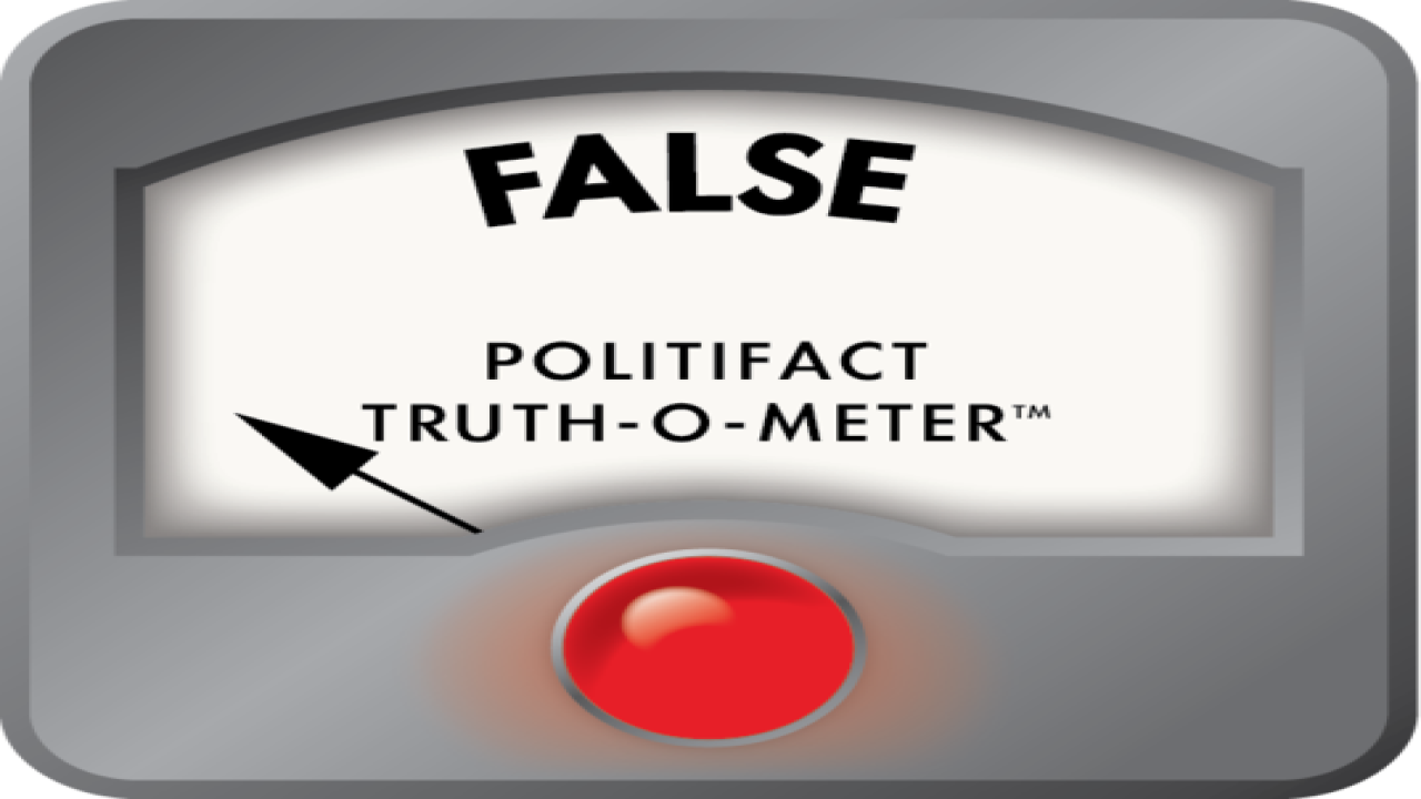 Politifact Meme Wrongfully Links Autism Vaccines
