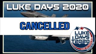 Luke Days 2020 cancelled screenshot