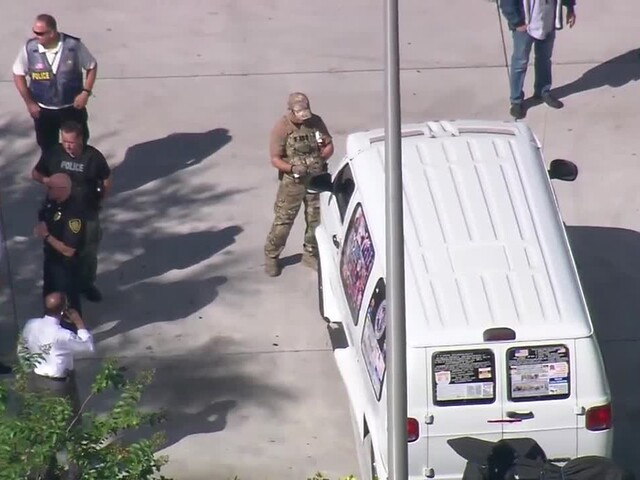 PHOTOS: Federal authorities arrest Florida man in connection to suspicious devices