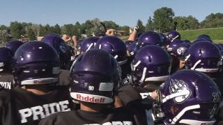 Mesa Ridge looking to learn from tough 2018