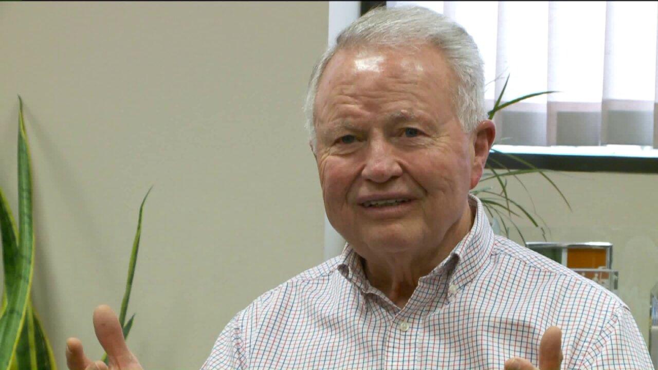 SLC man donates $4 million toward women'sshelter