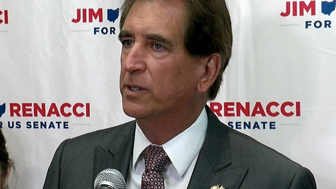 GOP US Senate nominee Jim Renacci backs congressional term limits