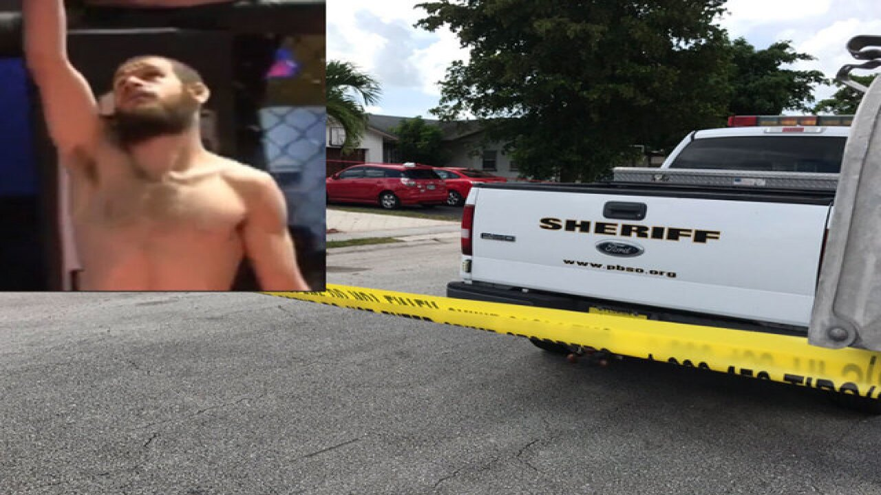 MMA fighter killed in home invasion