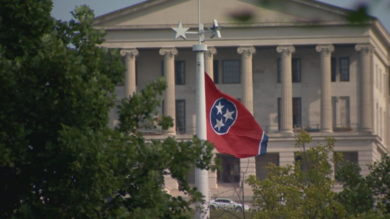 Bill To Arm Tennessee Teachers Fails