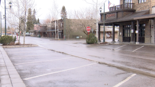 Whitefish urges tourists and second home owners not to visit