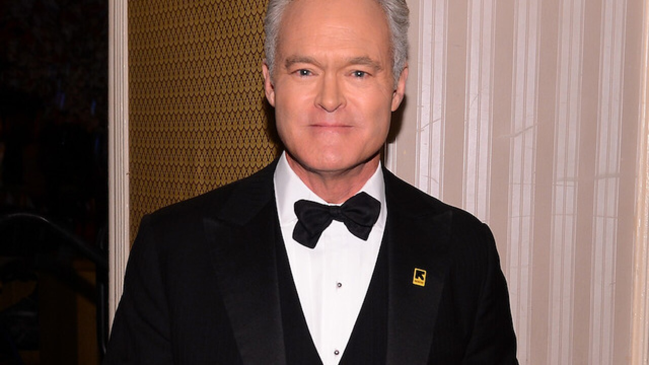 Scott Pelley signs off from 'CBS Evening News' for last time