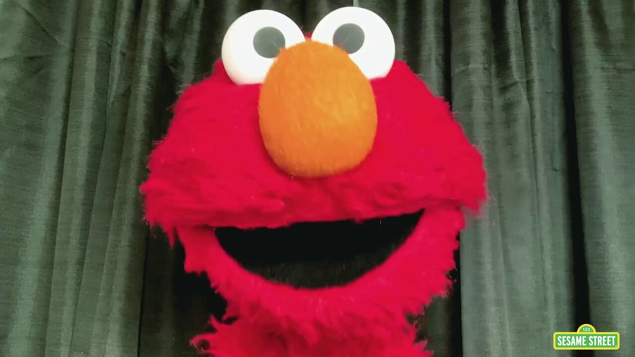 Elmo's Virtual Hug
