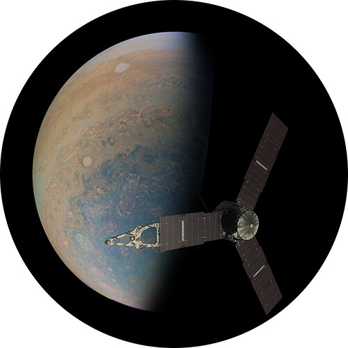 Planetarium Thursday Public Show: Jupiter Up Close