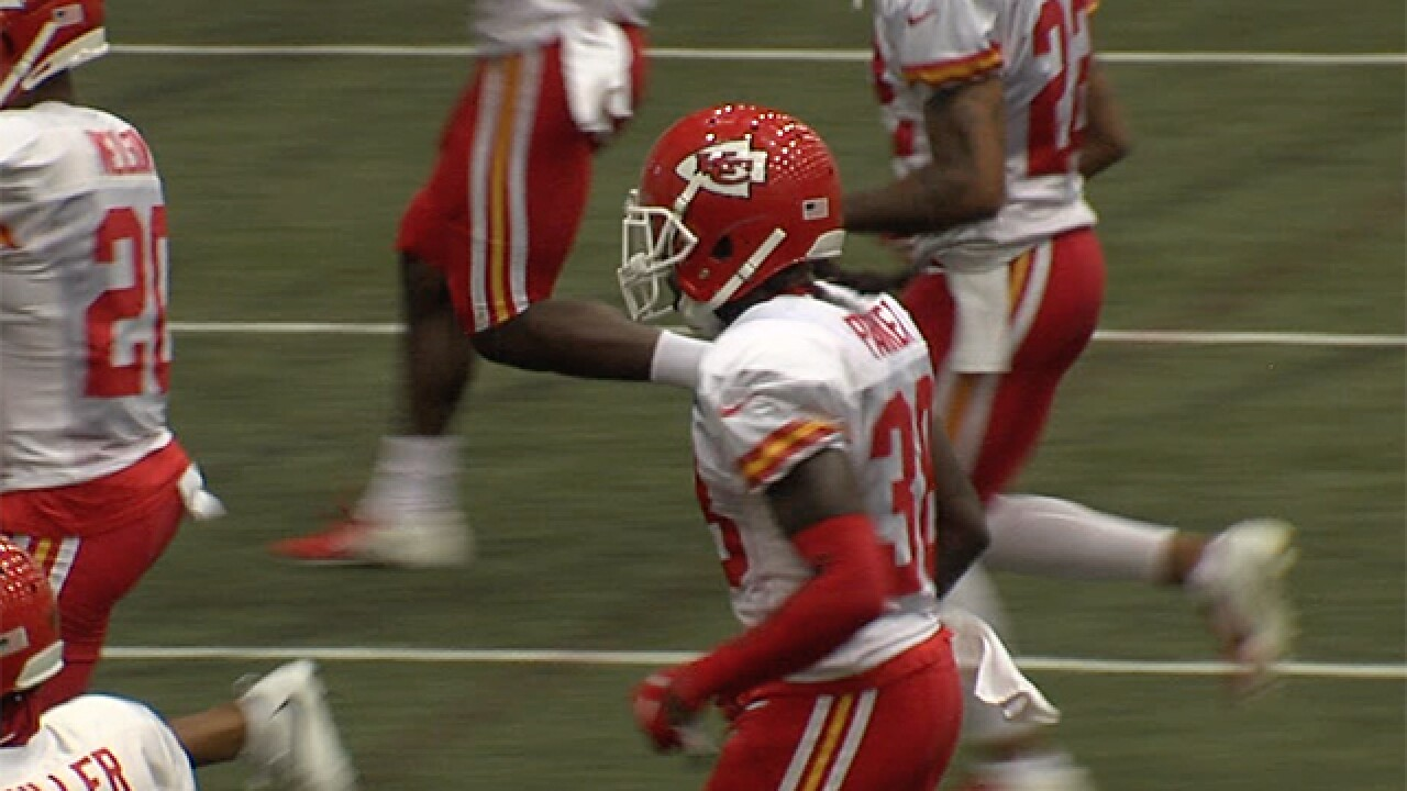Ron Parker back for another round with Chiefs