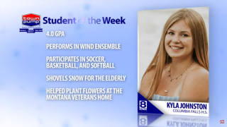 Student of the Week: Kyla Johnston