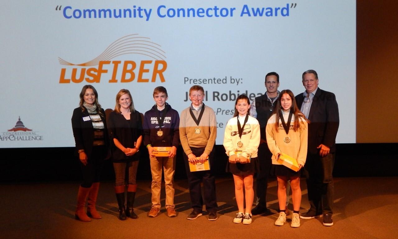 Cong app - community connector award.jpg