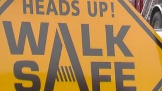 Pedestrian deaths spike as distractions mount