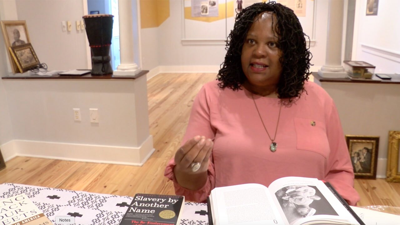 Charlene Farrington, Spady Cultural Heritage Museum executive director