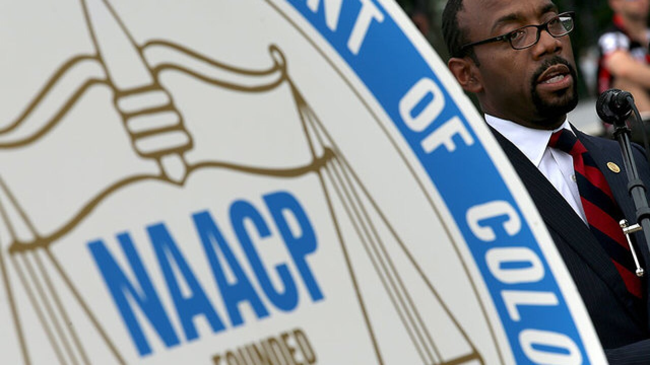 NAACP in Cincy now a 'move to action'
