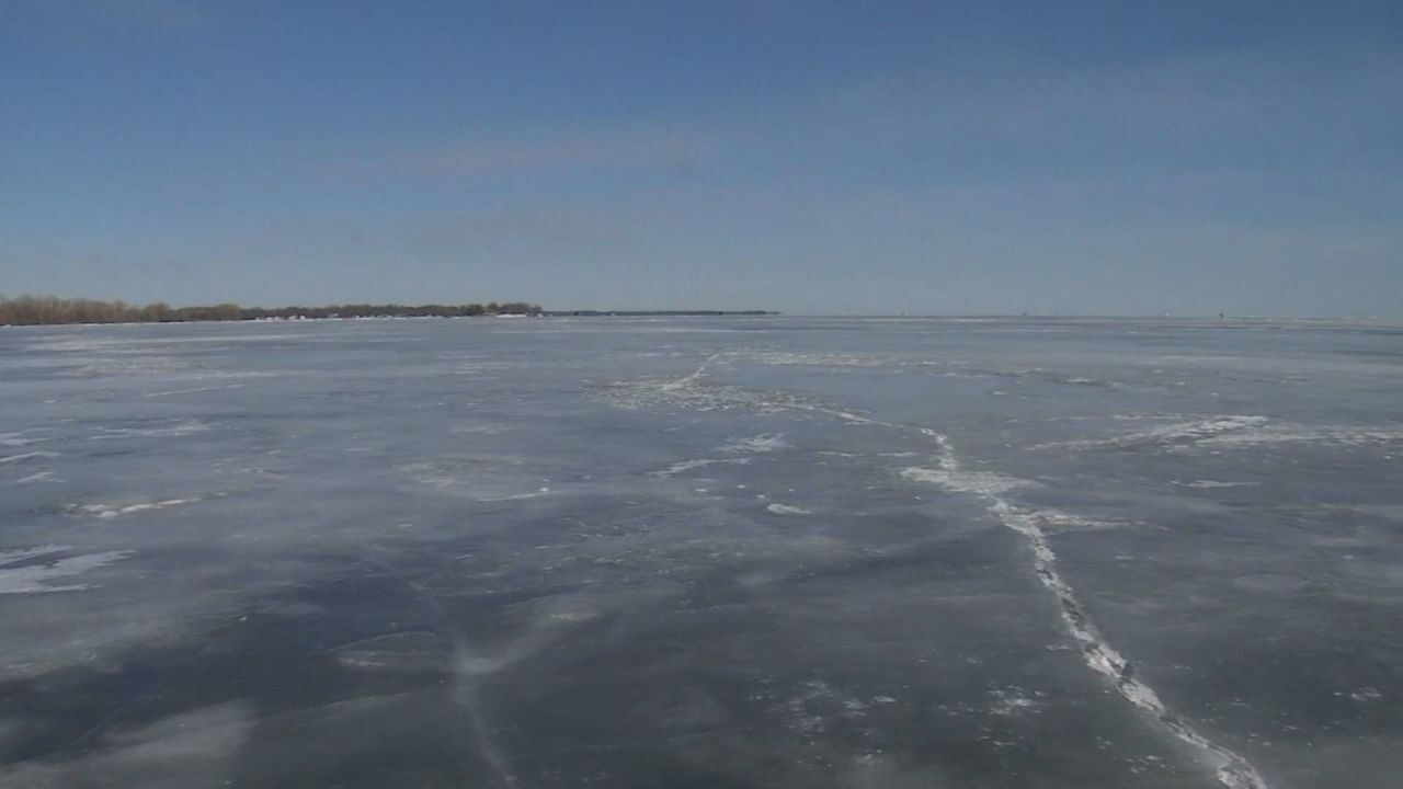 55-year-old Fond du lac mans drowns in ATV accident at Lake Winnebago.
