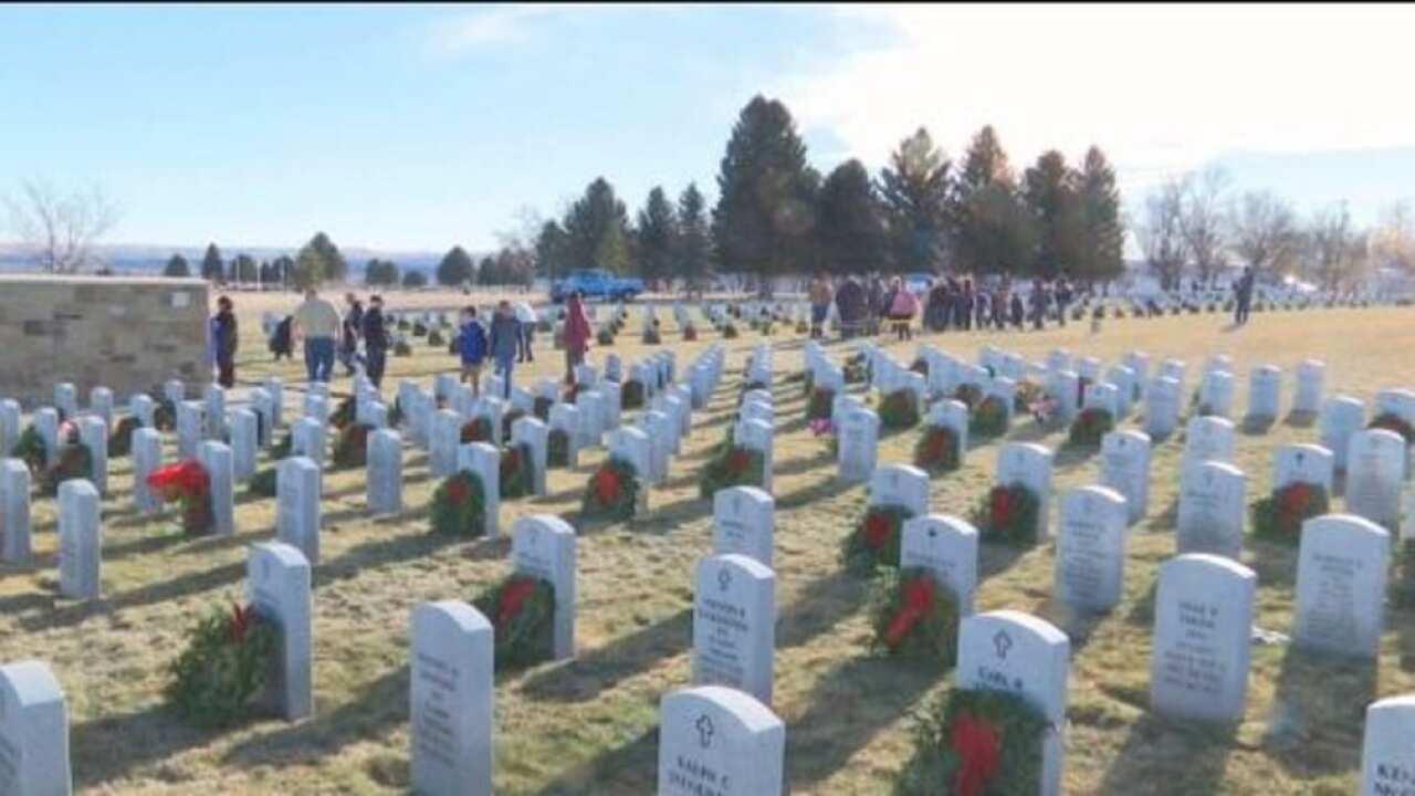 Wreaths Across America honors fallen veterans