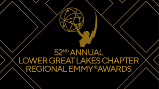 52nd annual great lakes chapter regional emmy awards