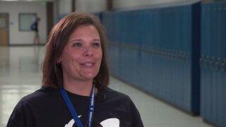 Bingham High's Pepper Poulsen inspires students to be hearthealthy