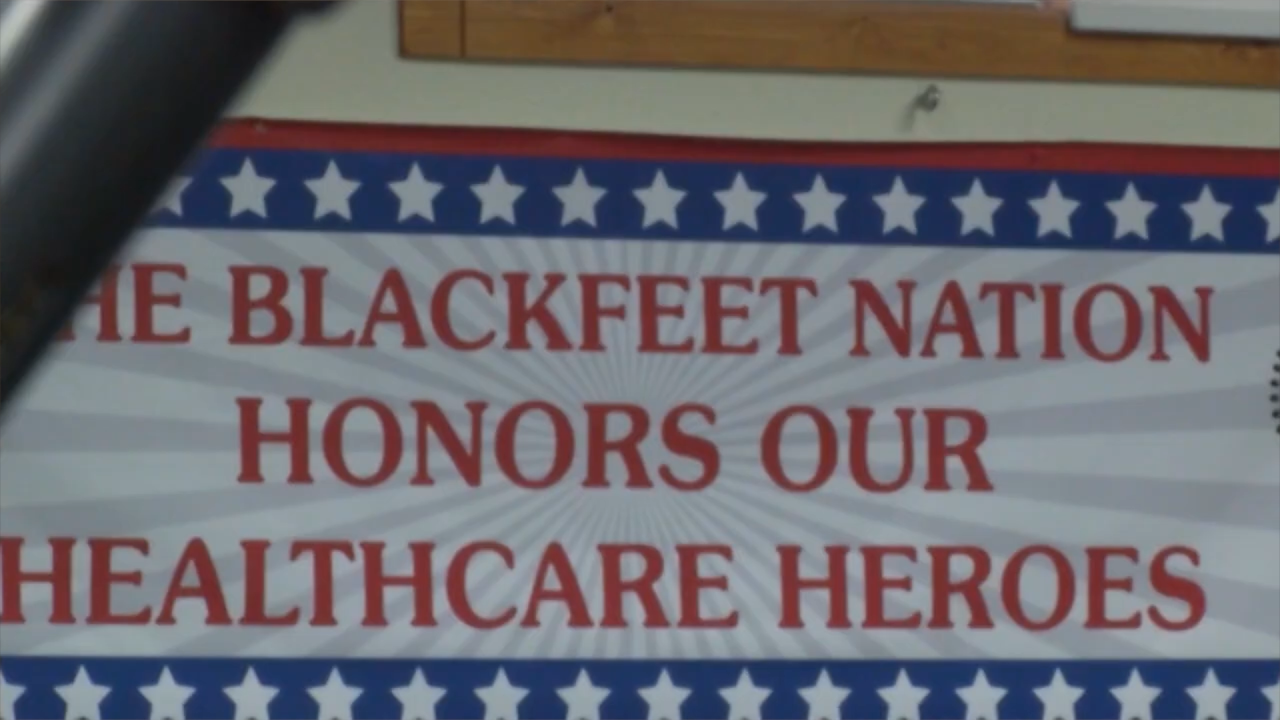 Blackfeet Nation COVID