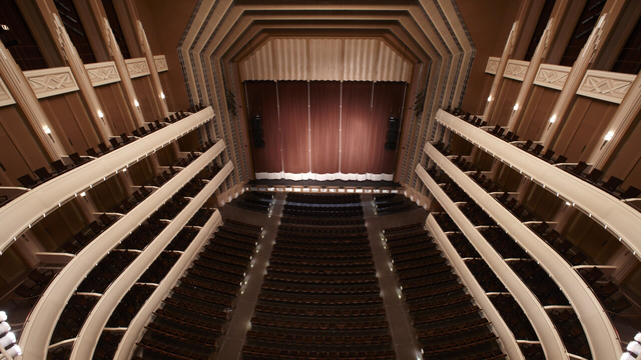 Tour The Smith Center for the Performing Arts