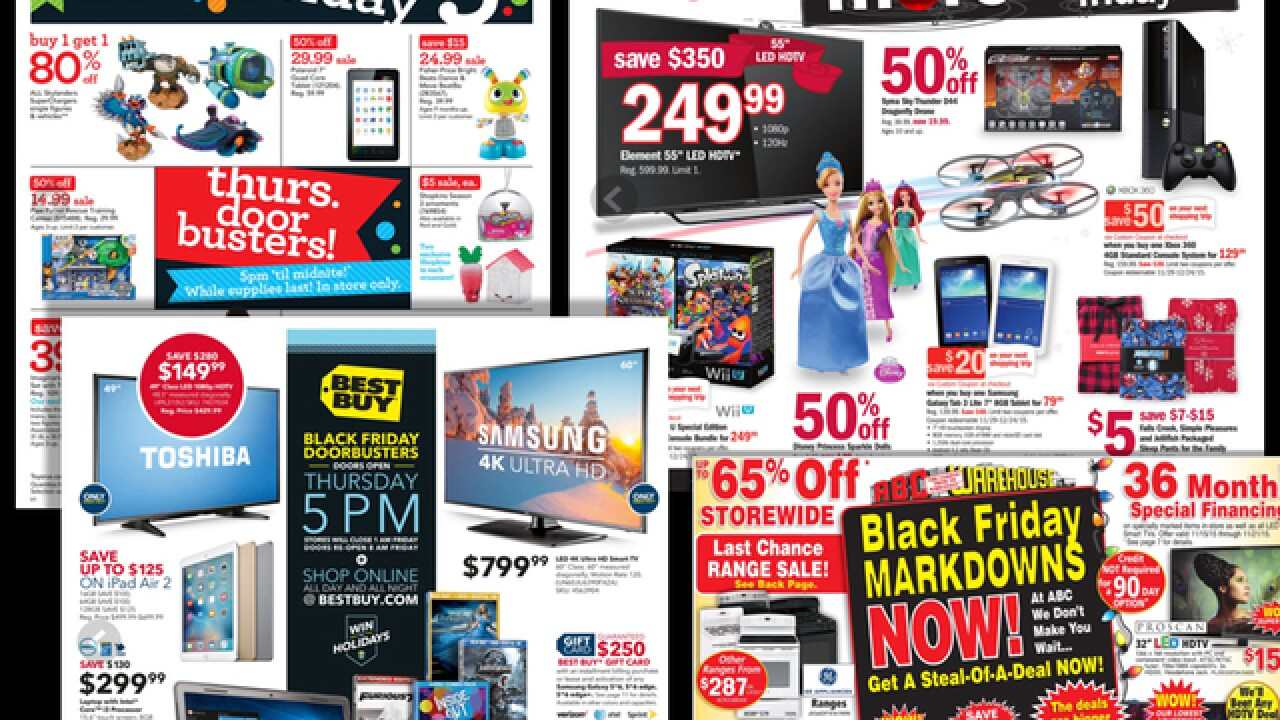 Black Friday ads: Search for sales here