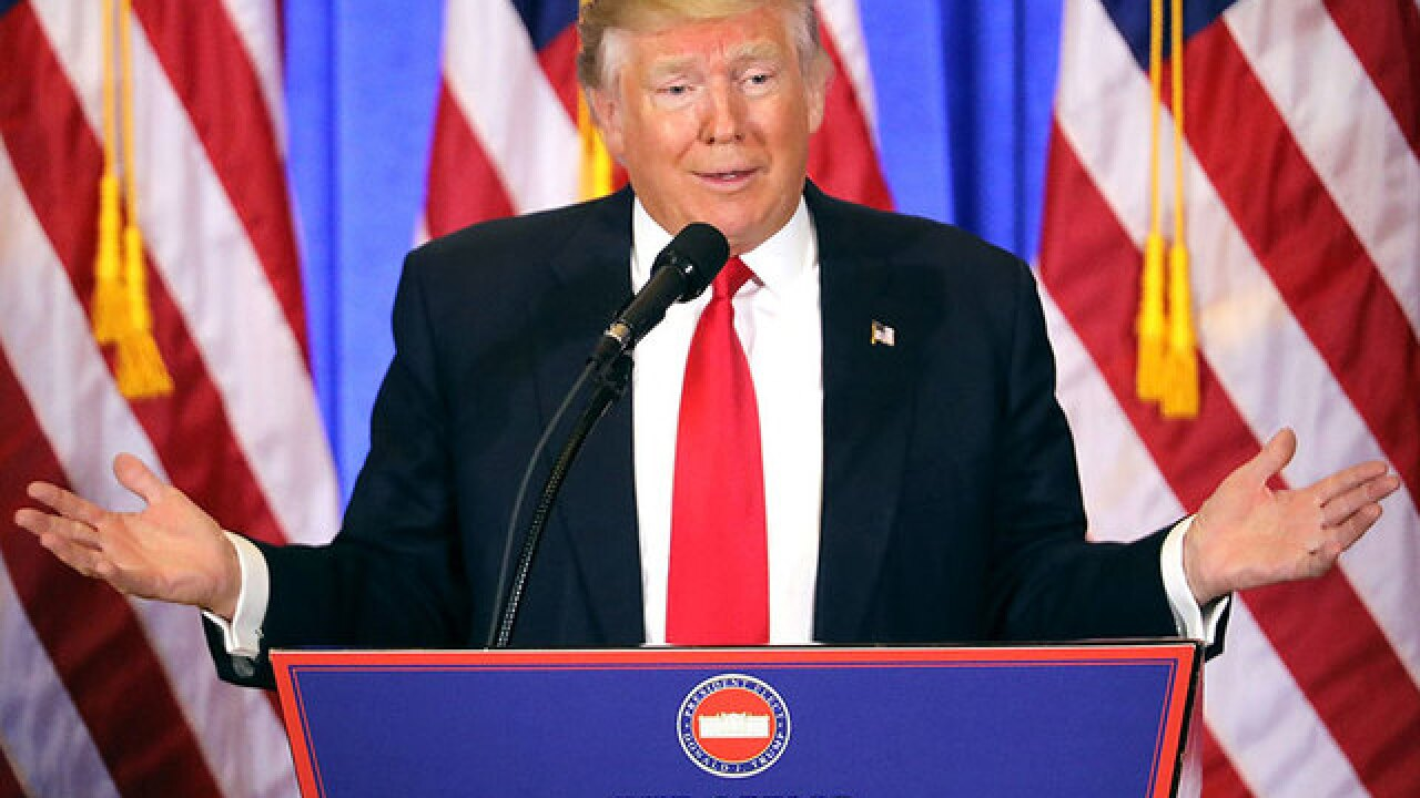 Trump hints at European immigration restrictions