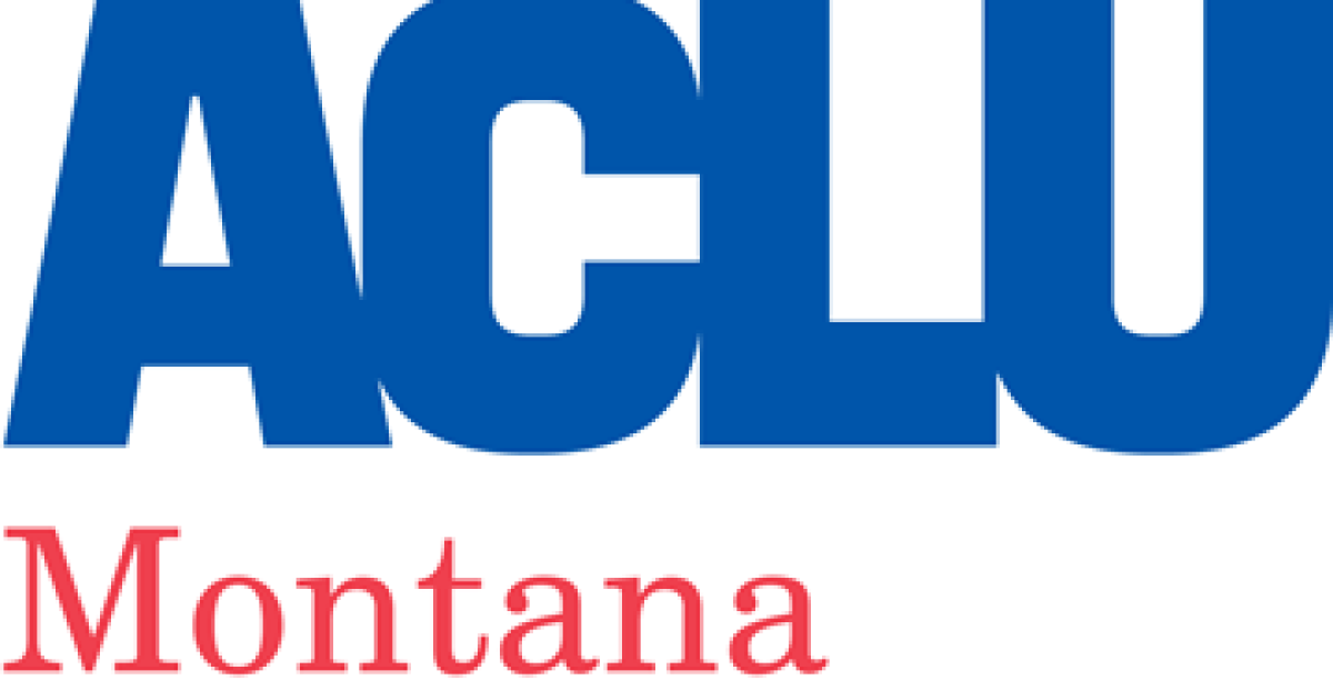 ACLU sues Montana agencies for information about potential protests