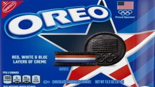 Red, White And Blue Oreo Cookies Are Now In Stores