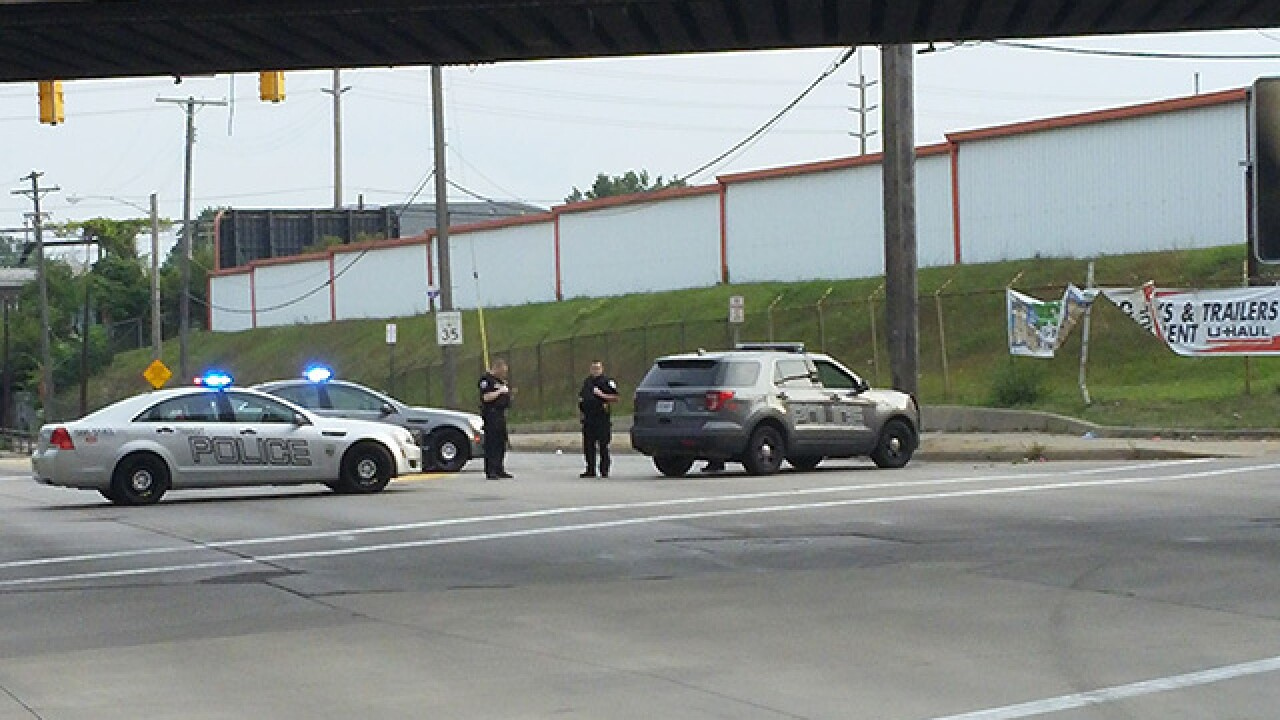 Suspicious package left at W. 117th RTA station