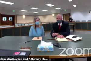 Lori Vallow Daybell in Court, September 10, 2020