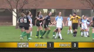 UYSA Game of the Week: Celtic FC vs ForzaFC