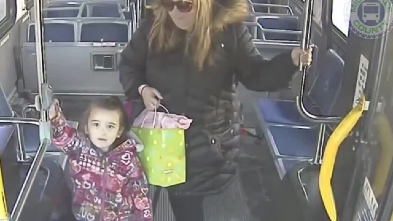 MCTS bus driver befriends 4-year-old rider