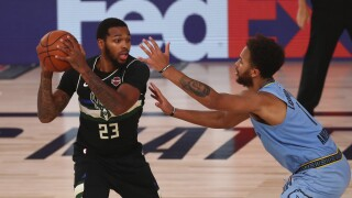 Bucks' Sterling Brown to settle lawsuit with City of Milwaukee for $750K, report says