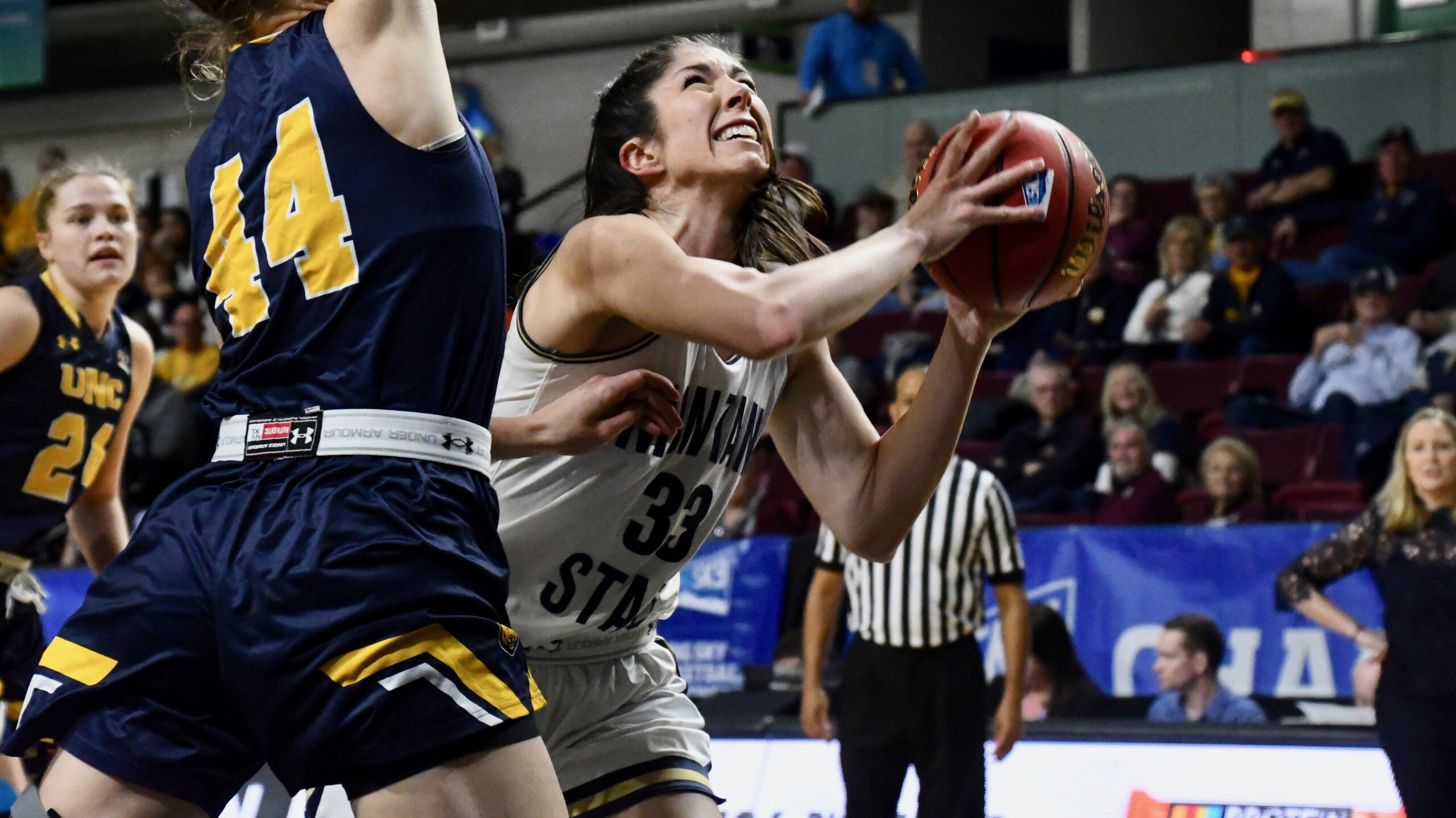 Montana State vs. Northern Colorado - Big Sky Conference women's basketball quarterfinal at Century Link Arena in Boise