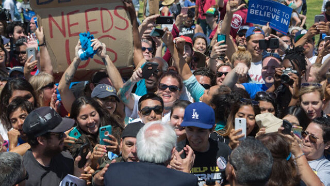 Podcast: Why are young voters supporting Bernie?