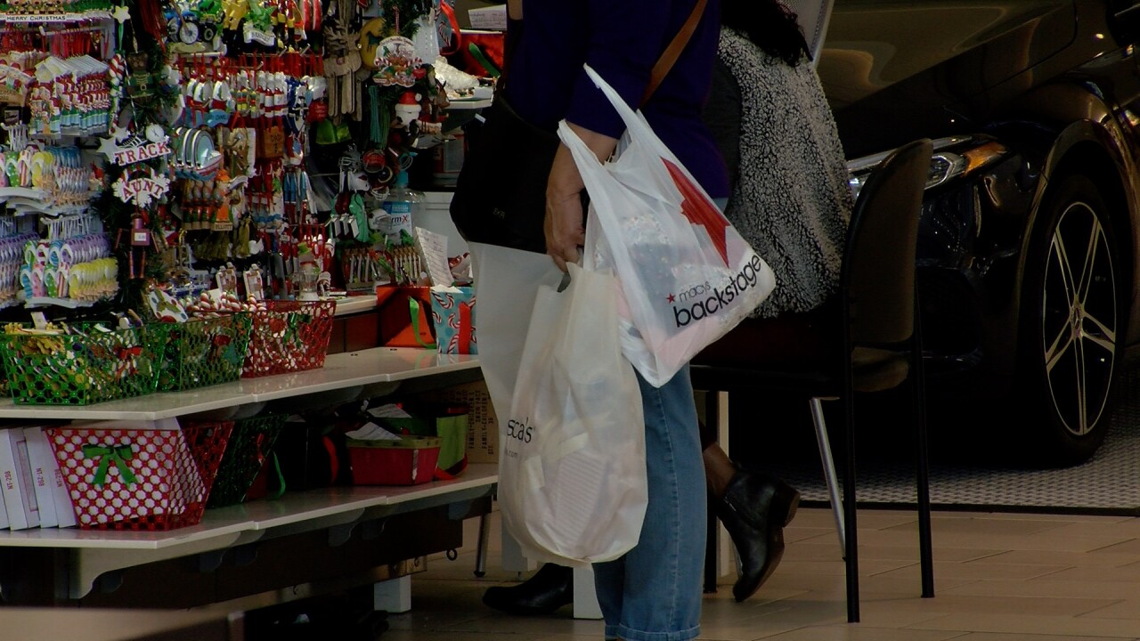 Holiday Shopping: Local officials recommend shopping during off-peak hours