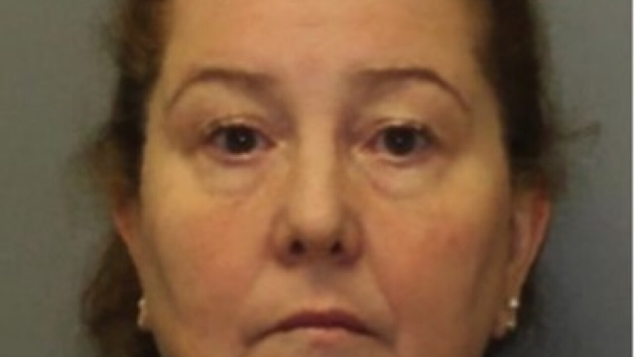 Woman arrested for misconduct, sex abuse