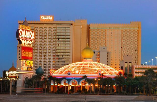 PHOTOS: Throwback photos in Las Vegas