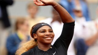Serena Williams Won Her 100th U.S. Open Match