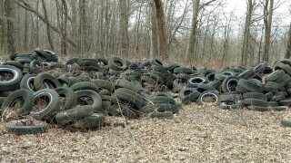 Lorain Co. fights back against issues caused by mountains of scrap tires