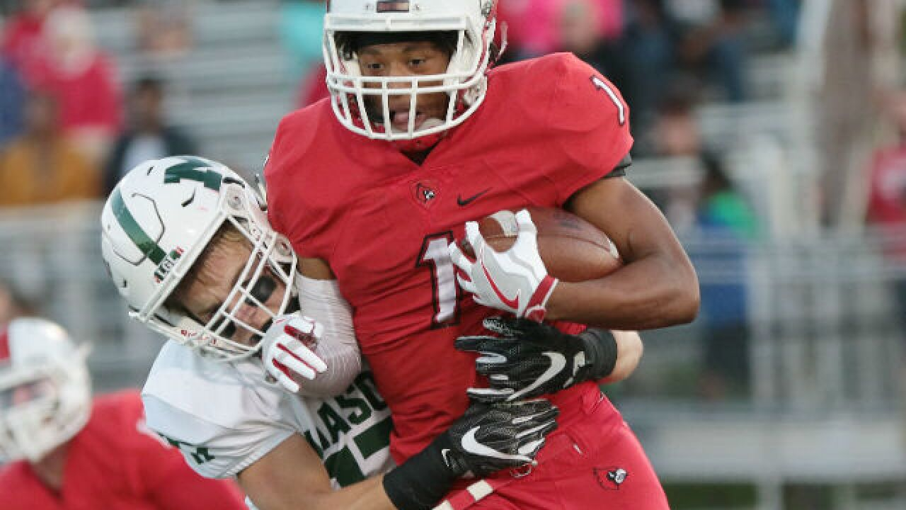 Colerain RB/DB Syncere Jones verbally commits to Miami University