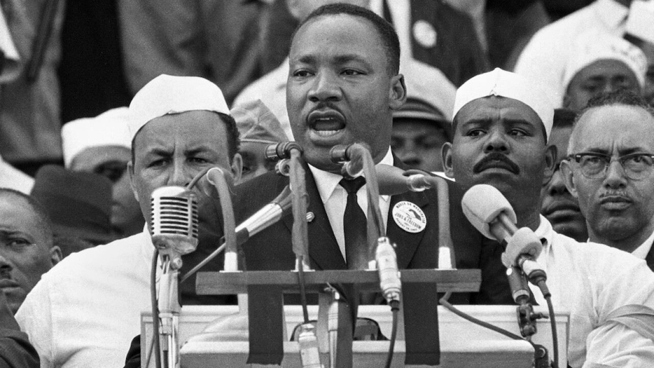 Why Dr. King's dream still carries significance today