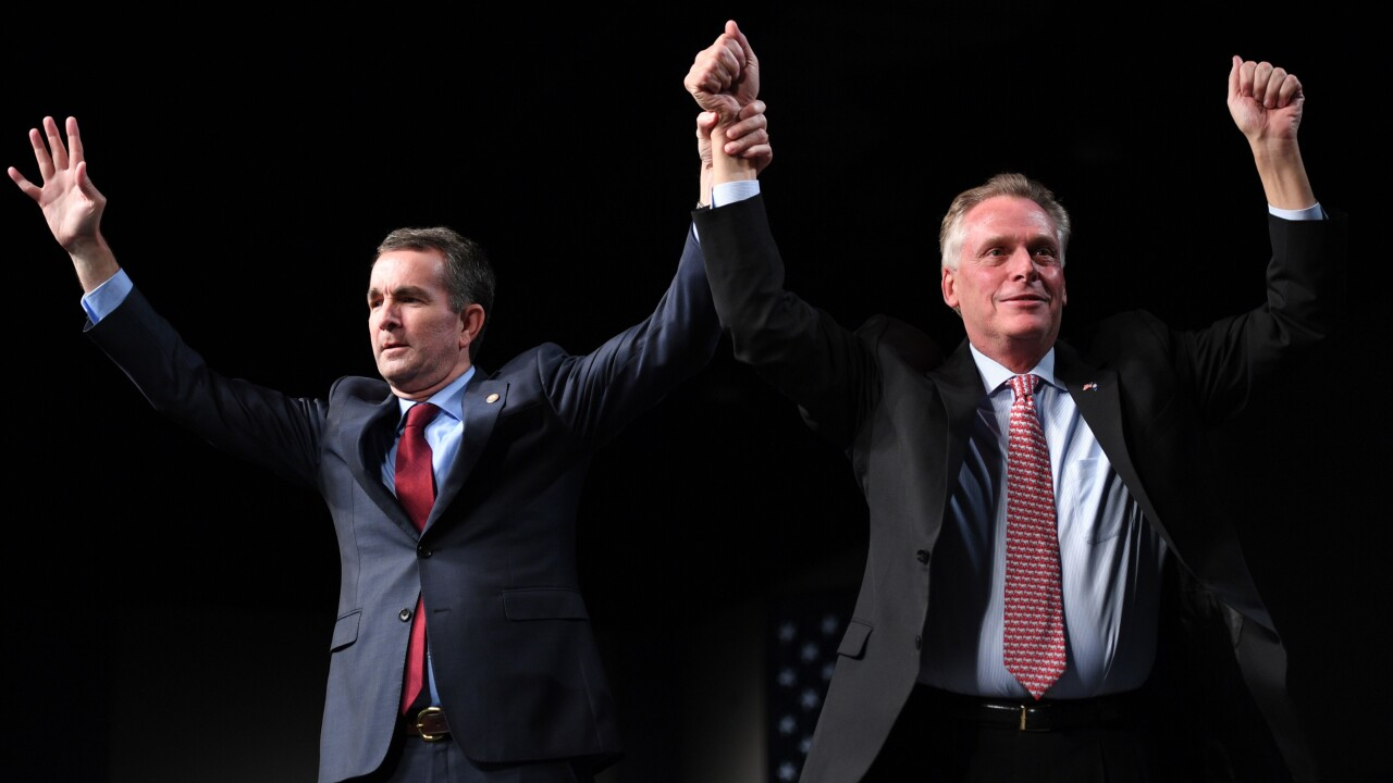 Terry McAuliffe on Governor Northam: 'It's time for Ralph to stepdown'